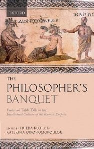The Philosopher's Banquet, published by OUP